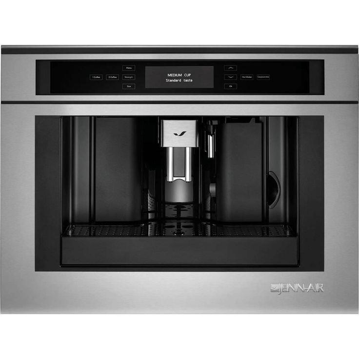 Machine à café expresso / tout automatique / encastrable JBC7624BS JENN-AIR