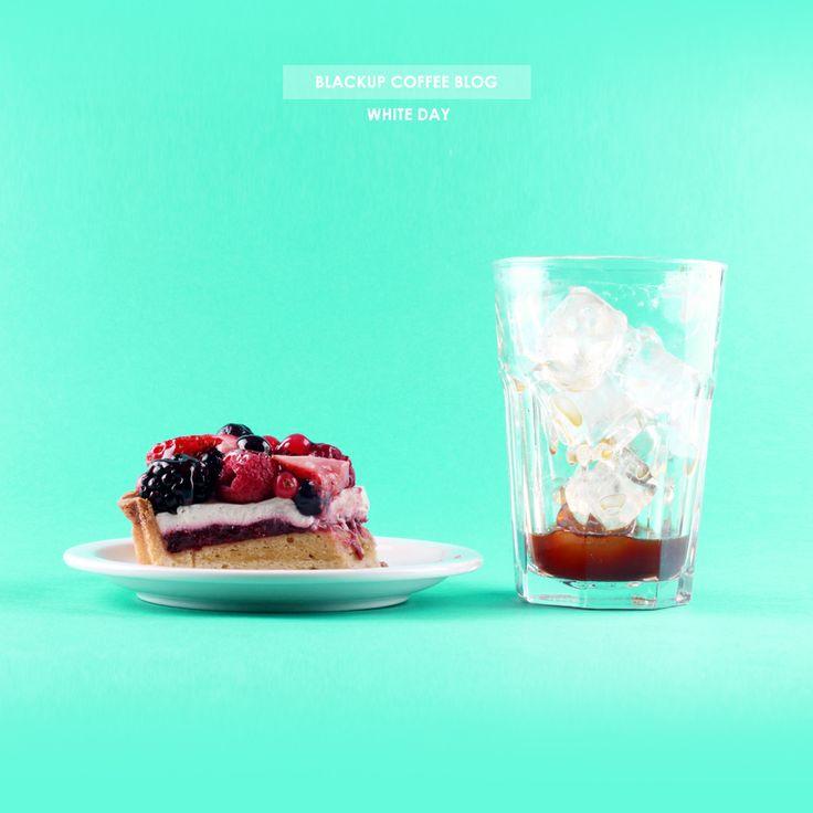 Berry tarts & Ice Americano  http://blog.naver.com/blackup_cafe