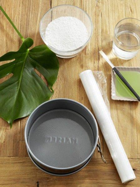 Von der Natur inspiriert: Mit dieser wunderschönen und ganz einfachen Tischdeko können Sie richtig glänzen.