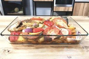 Dorade met charmilla uit de oven - Recept | 24Kitchen