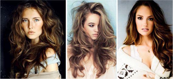 Модные цвета волос  бейбилинг