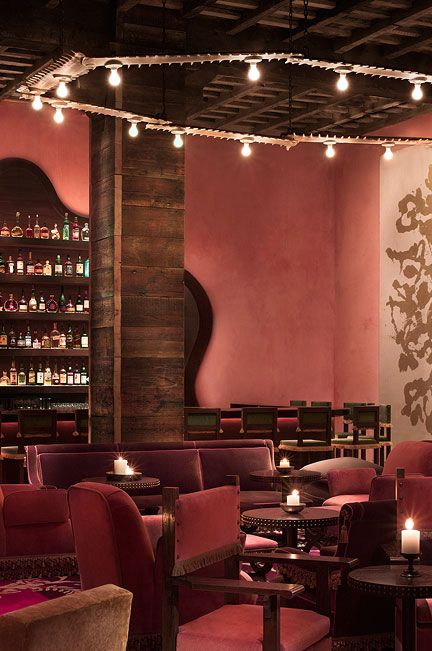 Rose Bar at Gramercy Park Hotel, 2 Lexington Avenue, New York, NY 10010