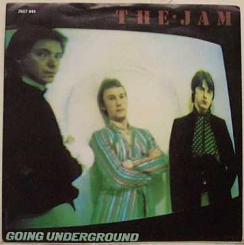 The Jam - Going Underground - Radio Paradise - eclectic commercial free Internet radio