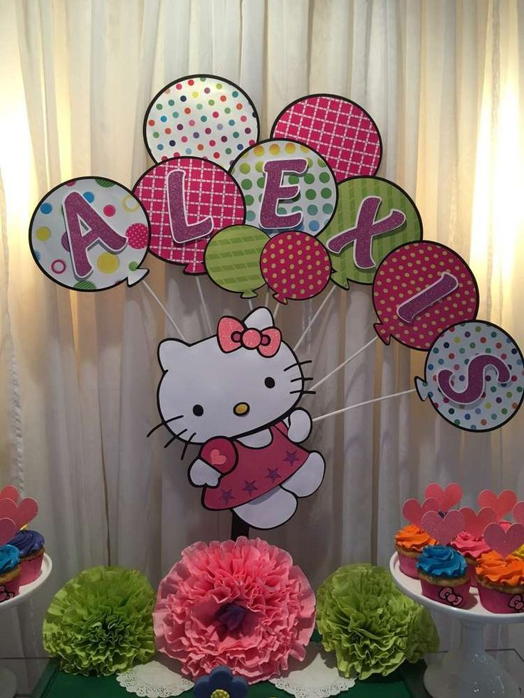 Hello Kitty Birthday Party Ideas | Photo 1 of 11 | Catch My Party