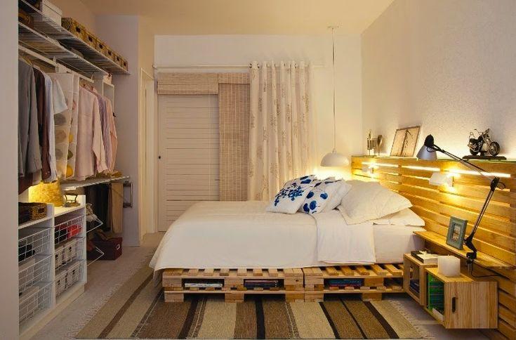 Dormitorio+de+matrimonio+decorado+con+palets+1.jpg (759×500)