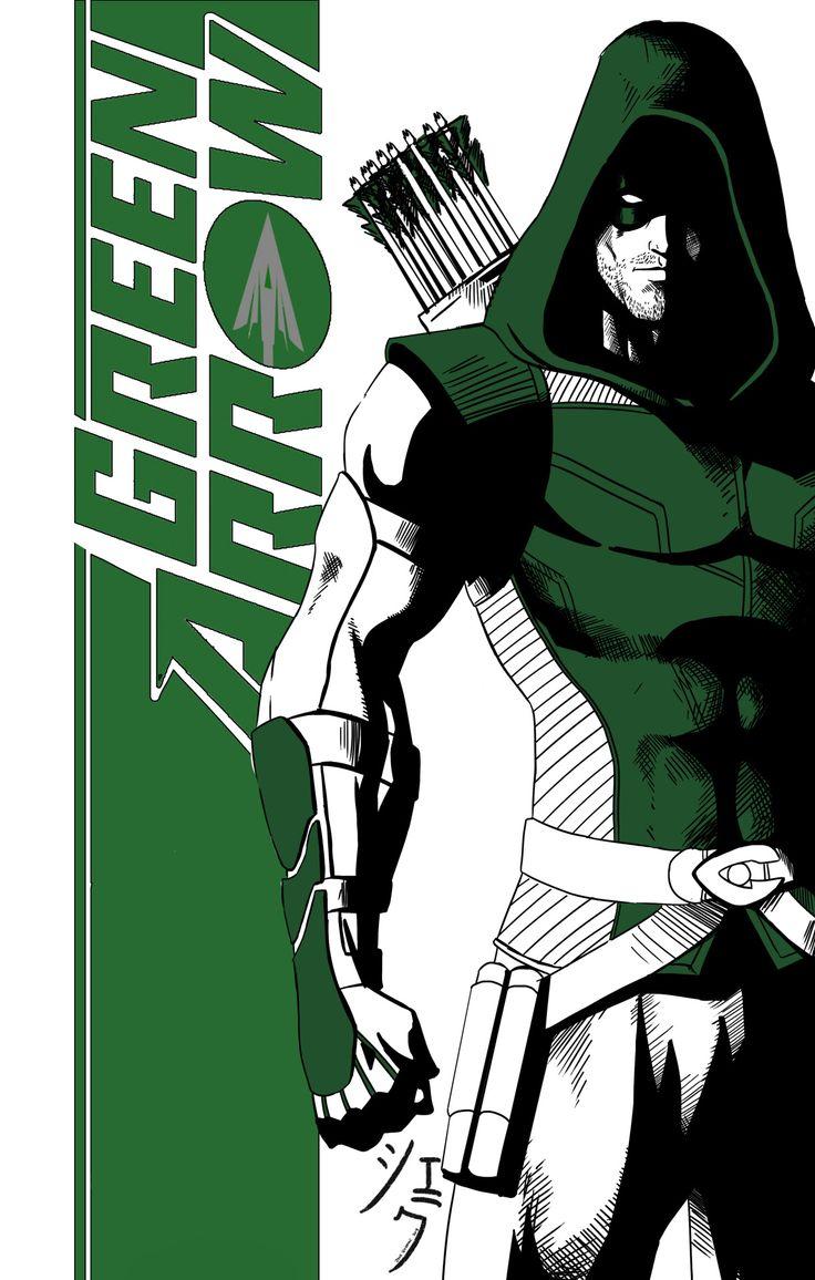 Green Arrow - Jake Bartok