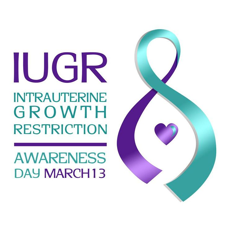 Raising awareness about IUGR (Intrauterine Growth Restriction). More more information, visit iugrawareness.com