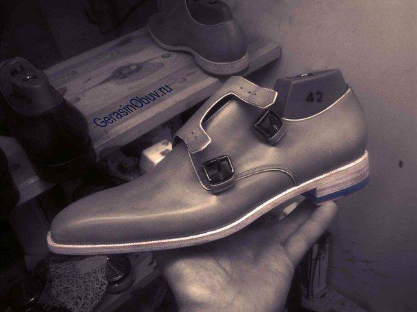 3D CAD/CAM для пошива и производства обуви ручной работы. Модель колодки (фасон) и модель верха разработаны в среде 3D CAD/CAM  http://vk.com/gerasinobuv