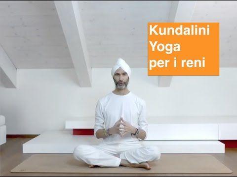 Kundalini Yoga per i reni