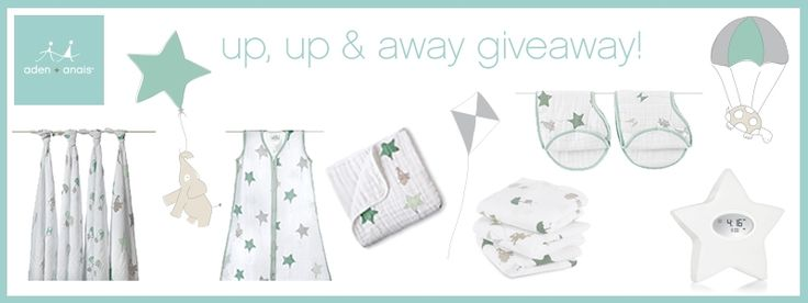 Win an Aden + Anais 'up, up and away' Baby Hamper!  Enter our competition now for your chance to win! Click here http://hofra.sr/yK0jf and answer the question.   Good luck all, don't forget to LIKE  SHARE!Good Luck, Baby Hampers