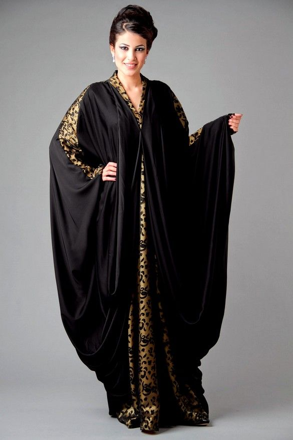 Abaya Designs for Girls 2