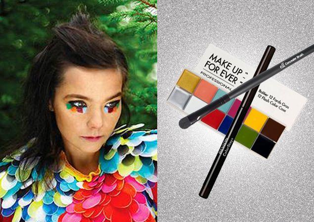 bjork makeup - Google Search