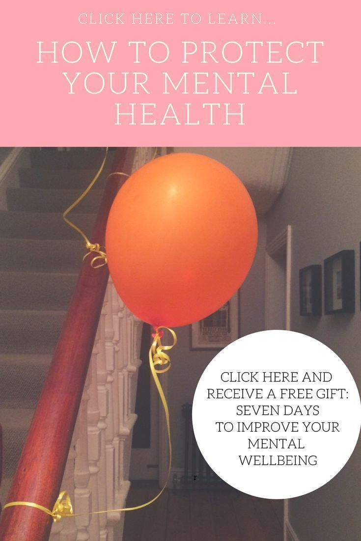 Protect your mental health, tips for mental wellbeing, living with depression.