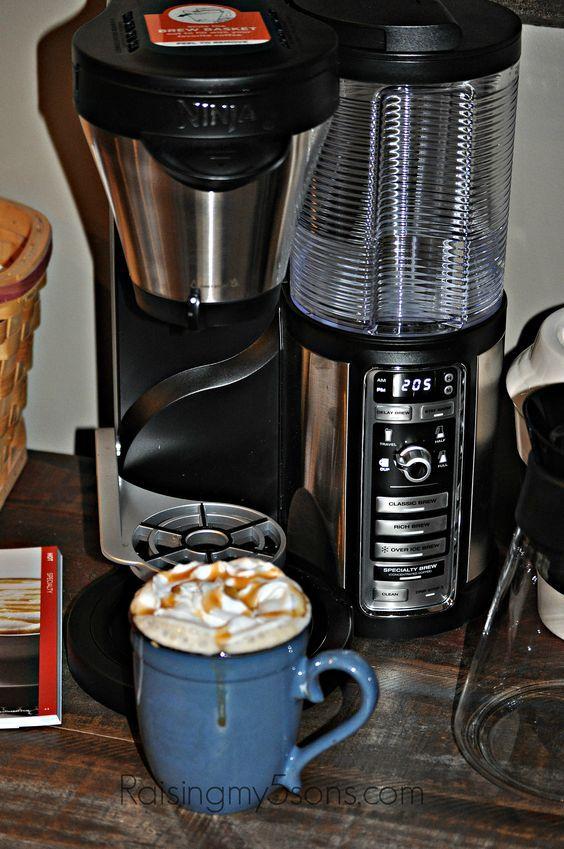 I have a Ninja Coffee Maker Now!