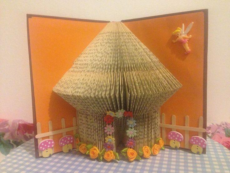 how to make fairy houses books