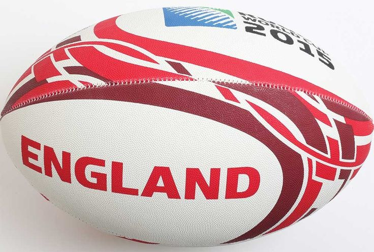 Ballon Rugby Supporteur RWC 2015 Angleterre / Gilbert