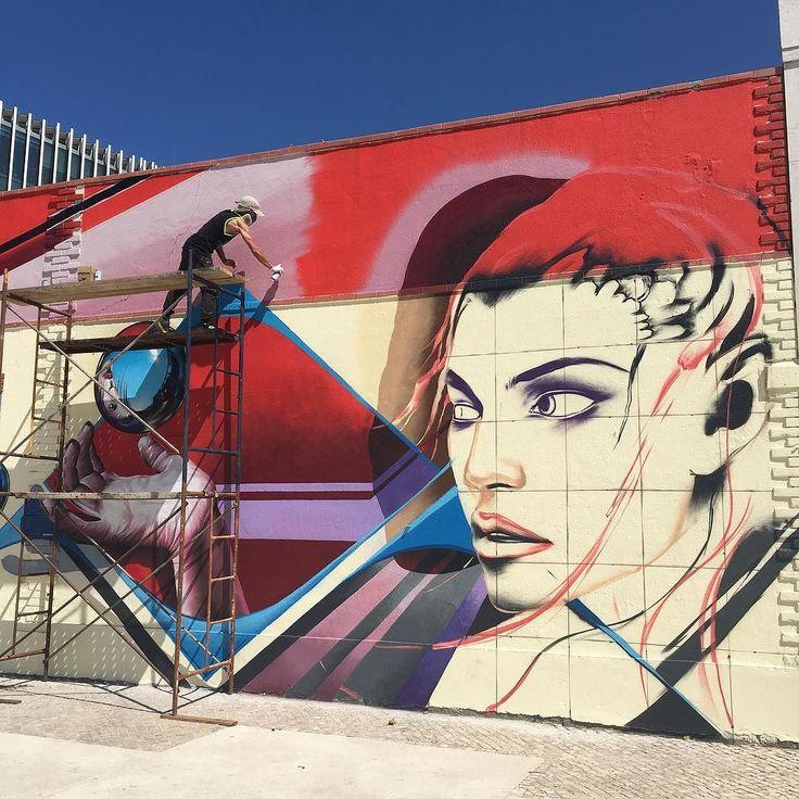 WIP - walls of Lisbon