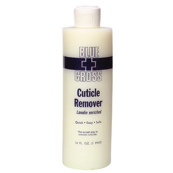 Blue Cross - Cuticle Remover, Recommended by the Meticulous Manicurist on YouTube