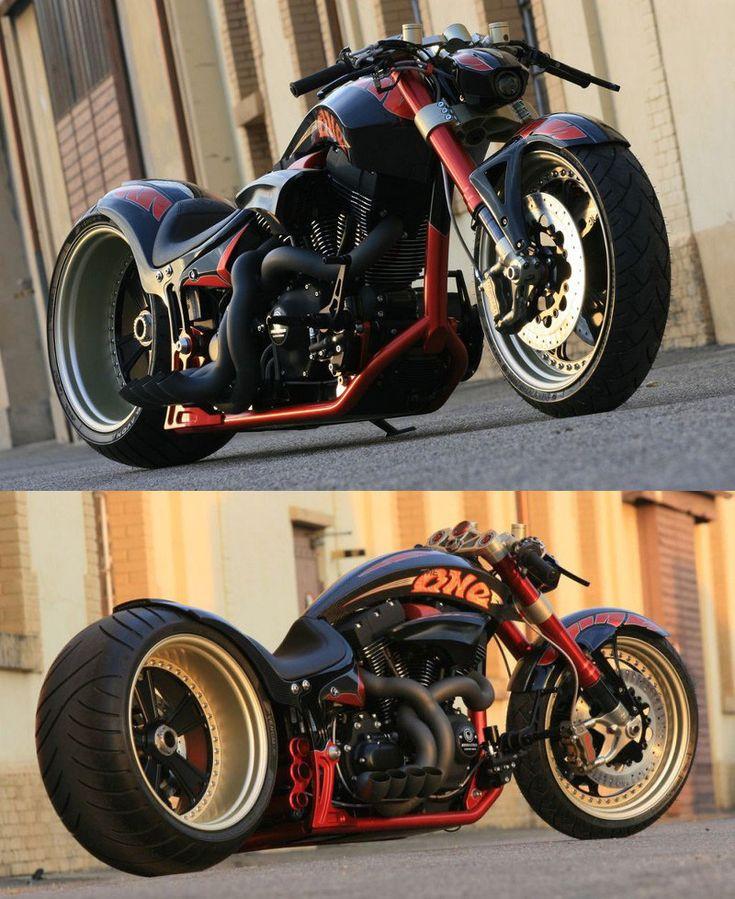 Erbacher The One - Harley Davidson V Rod