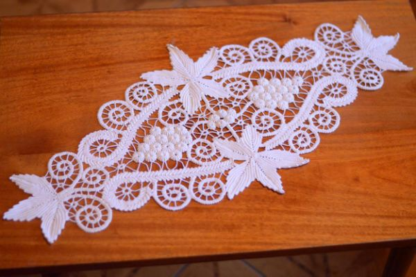 Romanian Point Lace                                                                                                                                                                                 More