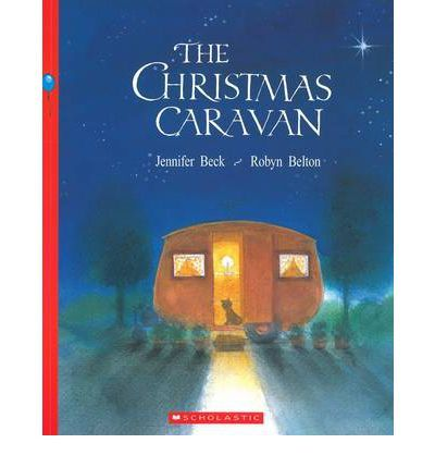 The Christmas Caravan.  Simon and his mum live in a caravan. When Simon sees a competition in the newspaper for the best-decorated Christmas house, he is keen to enter it. His mother says she can't afford expensive lights and decorations, so Simon decides to decorate their caravan his own way. Ages 3+.
