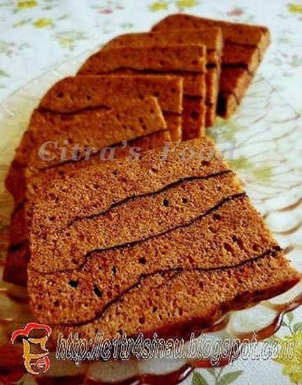 Citra's Home Diary: Steamed Spiced Cake from egg whites (Cake Kukus Berempah dari putih telur )
