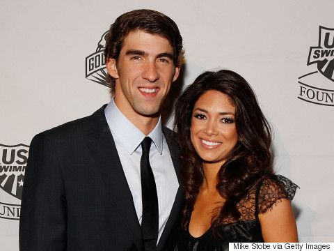 Michael Phelps engaged to Nicole Johnson, Miss California, 2010