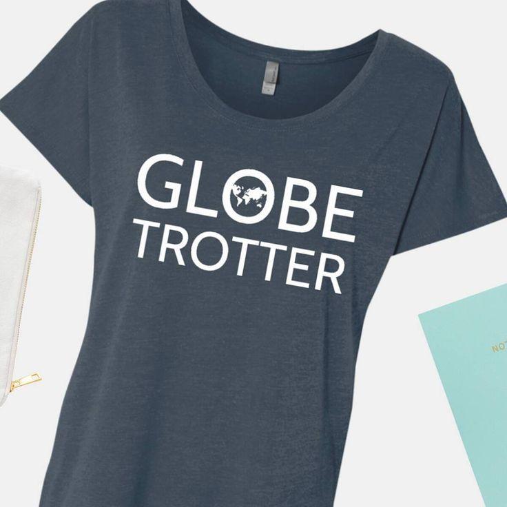 Globe Trotter ❤ Link in bio @munkberryofficial . Product: Globe Trotter Dolman Tee