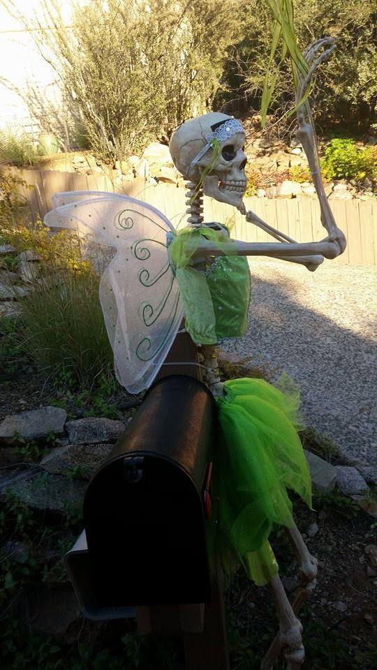 17 Best Images About Halloween Mailboxes On Pinterest