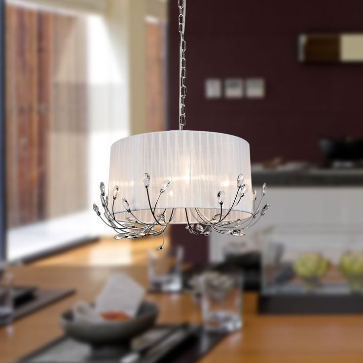 17 Best Ideas About Drum Shade Chandelier On Pinterest: 17 Best Ideas About Fabric Chandelier On Pinterest