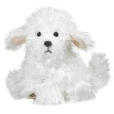 Webkinz Plush Bichon Frise Virtual Interactive Pet