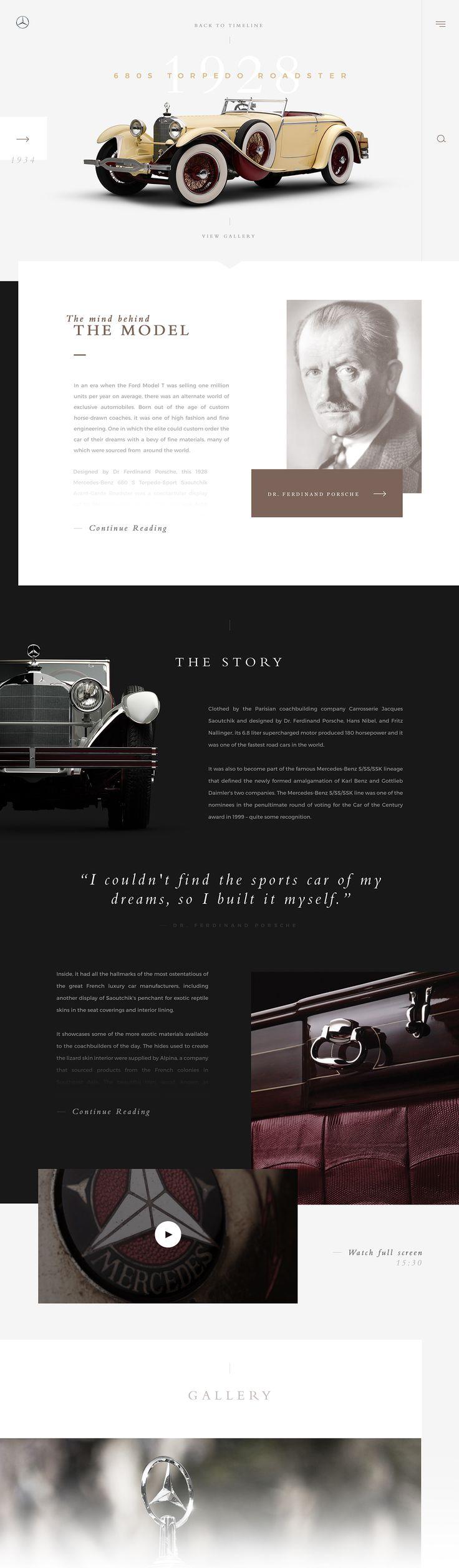 Best 25+ Vintage web design ideas on Pinterest   Minimalist ...