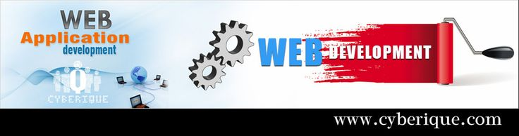 #Web #Development -  Our #Web #Development #Services are most comprehensive and impactful as it include all web based services from establishing conceptual framework, web services. See more: http://www.cyberique.com/web-development-service.php