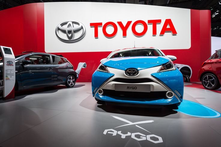 New Toyota #Aygo x-clusiv and x-play concept for Europe at Frankfurt: http://blog.toyota.co.uk/toyota-aygo-frankfurt. #ToyotaIAA #IAA2015