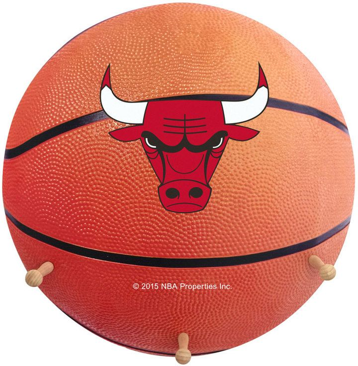 NBA Chicago Bulls Basketball Coat Hanger