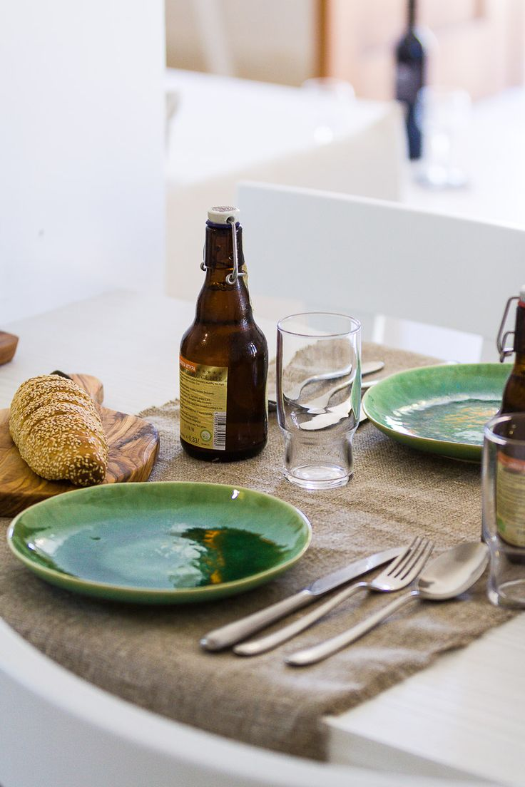 Residence 'Rogdia' - Kitchen table