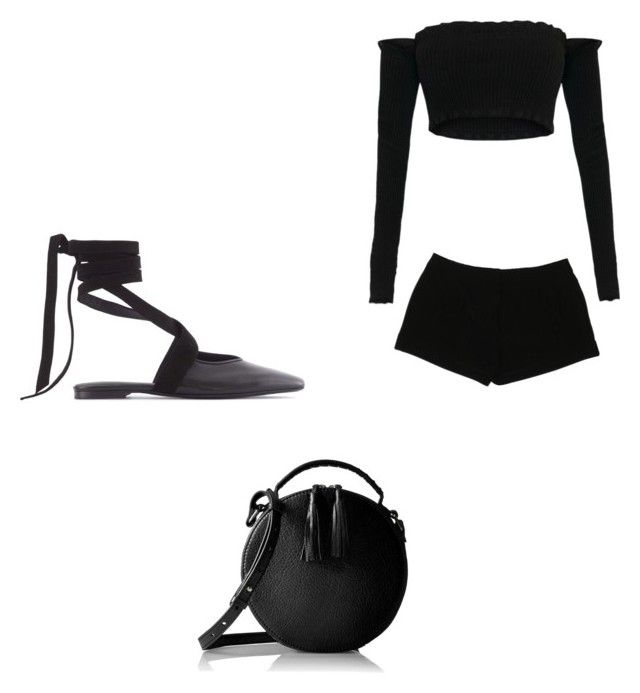 """Untitled #18"" by angeline-mewengkang on Polyvore featuring Express and J.W. Anderson"