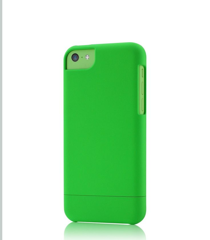 Slider For iPhone 5c - Green