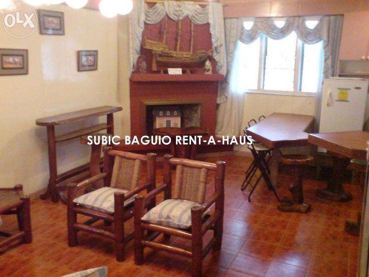 2BR 1BR Baguio transient house for rent in Baguio City Burnham