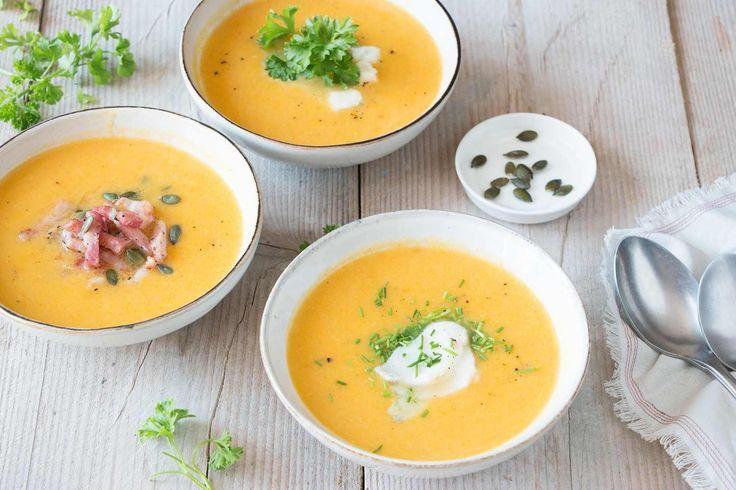 3 formules magiques pour améliorer la soupe au potiron