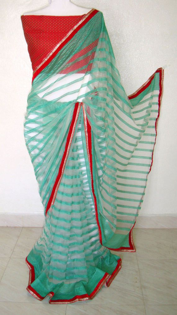 Indian party wear saree / net sari /women saris by SabirCreations #netsari#saree#sari#women#fashion#clothing#designersaris#blouse#weddingsari
