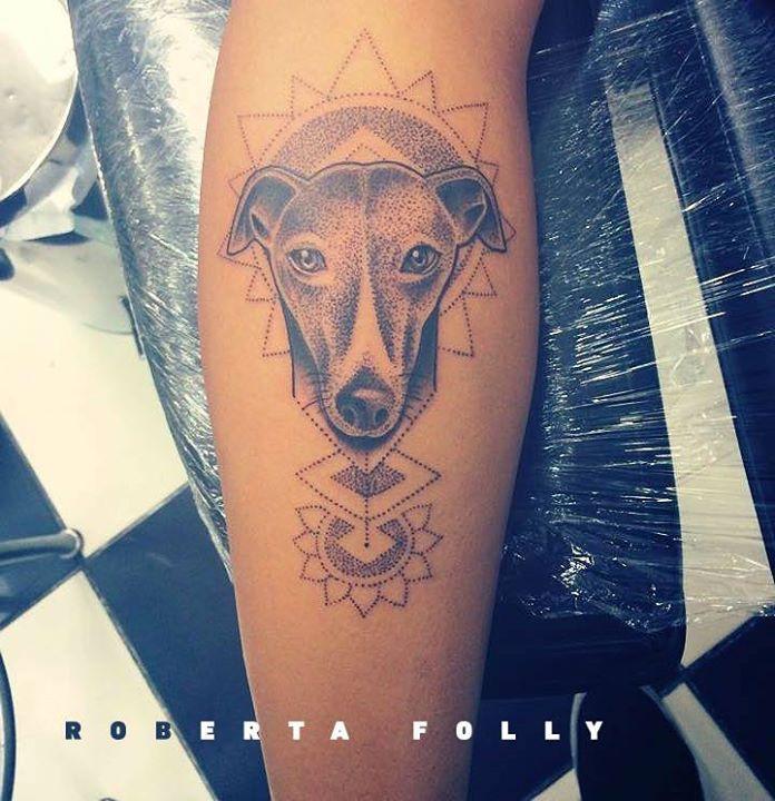 25 best ideas about greyhound tattoo on pinterest for Greyhound tattoos designs
