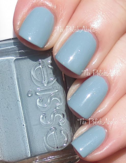Essie Winter 2013 Collection - Parka Perfect