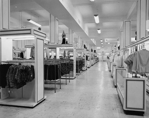 Auerbach S Department Store Interior Old Salt Lake City