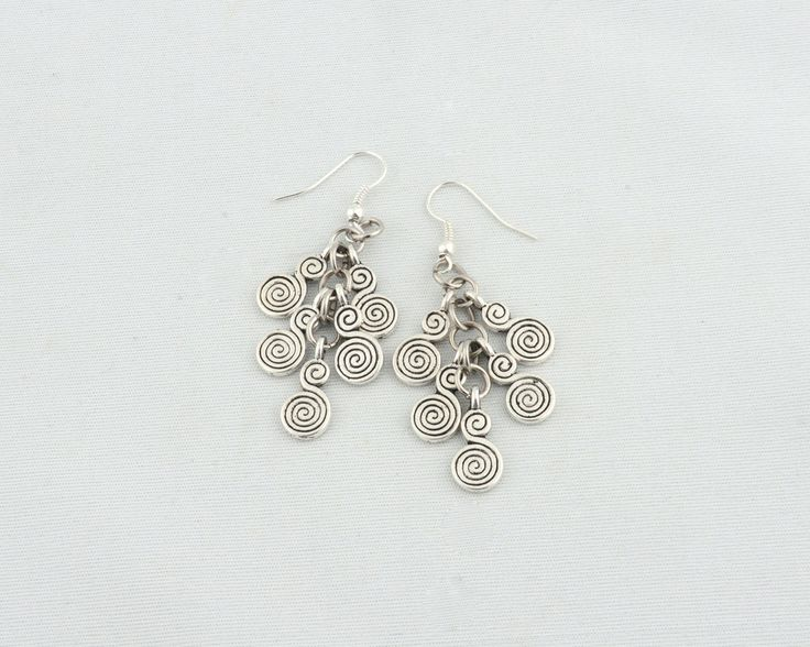 Handmade in Morocco in an ethically and environmentally friendly manner. Peggy Earrings are $23.95 + tax Canadian. Free S&H oneearthbydanielle@hotmail.com