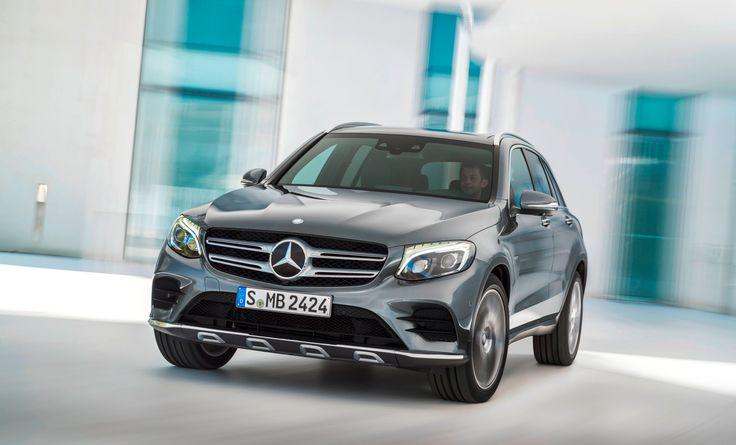 Mercedes-Benz GLC 250 d 4MATIC Selenite Grey