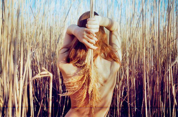 A Laina Briedis le gustaría vivir en sus propias fotografías
