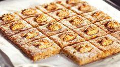 Печенье с яблоками, финиками и грецкими орехами. Пошаговый рецепт с фото на Gastronom.ru
