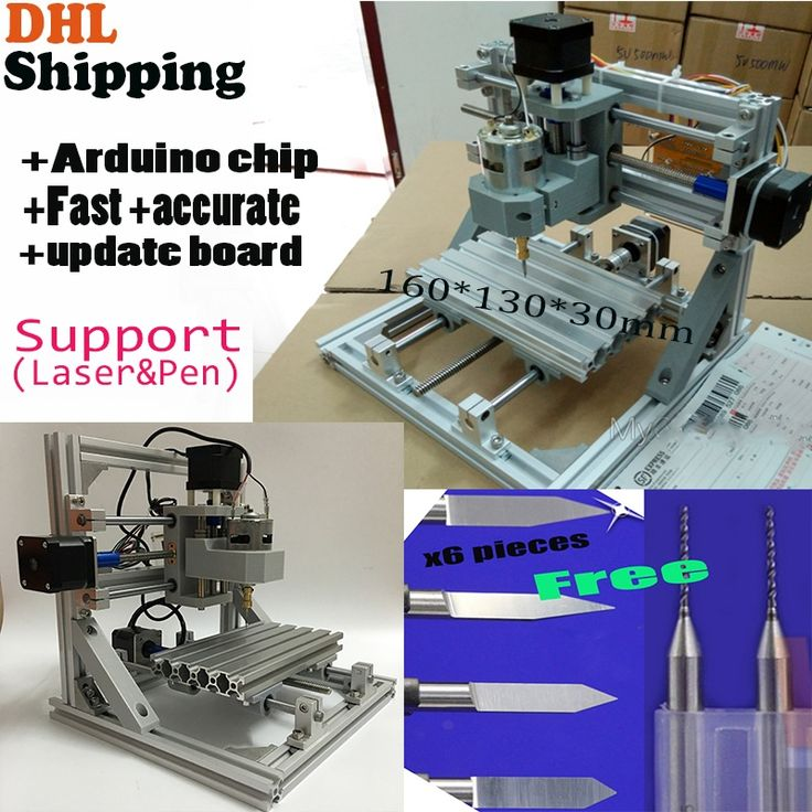 185.00$  Watch here - http://alibjj.worldwells.pw/go.php?t=32734512181 - cnc engraving machine, work 160*100*30mm,Pcb Milling Machine,Wood Carving machine,diy mini cnc router,GRBL control, arduino chip
