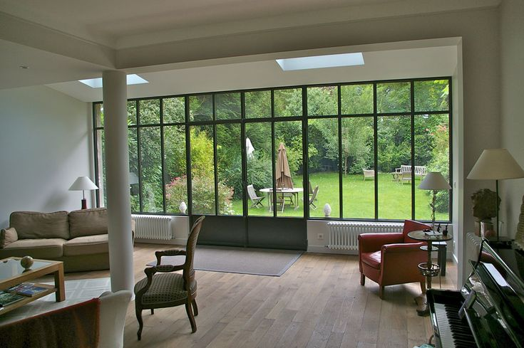 Extension d'une maison à Versailles | Adventis SAS